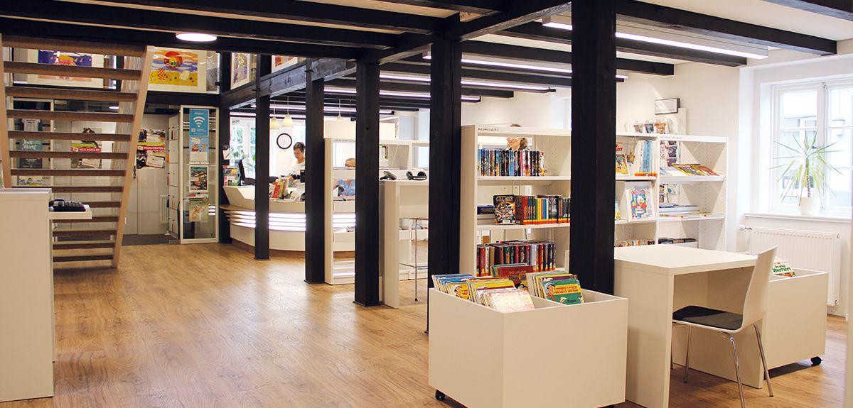 Stadtbibliothek Startseite